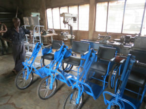 Mak-D tricycles