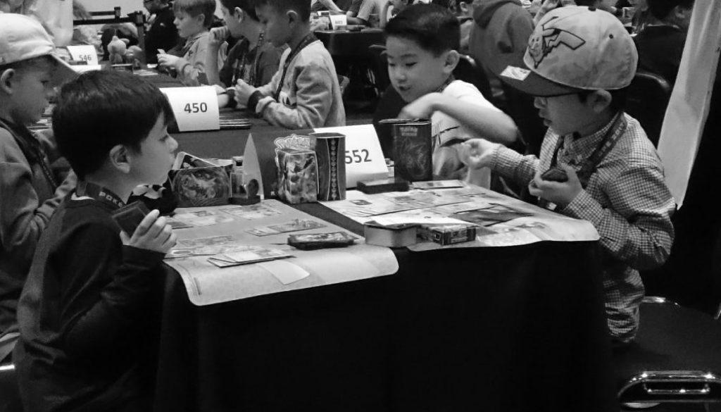 Nostalgia at Pokemon European Championships