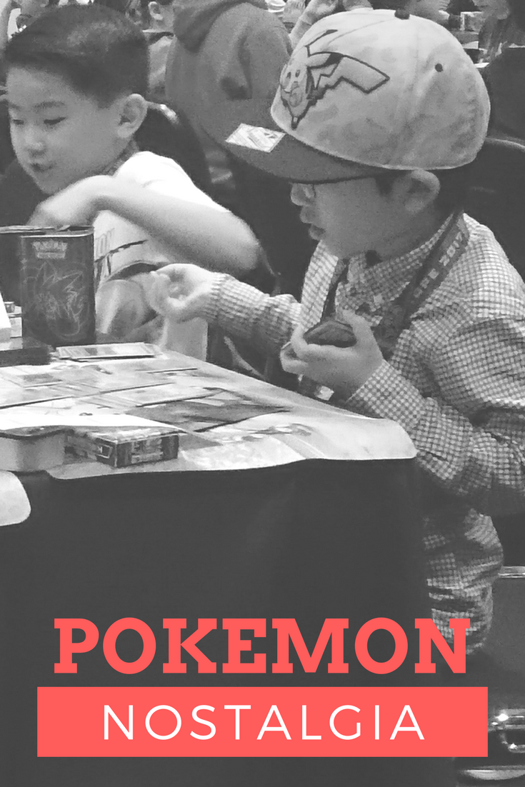 Nostalgia Pokemon European Championships e-sports