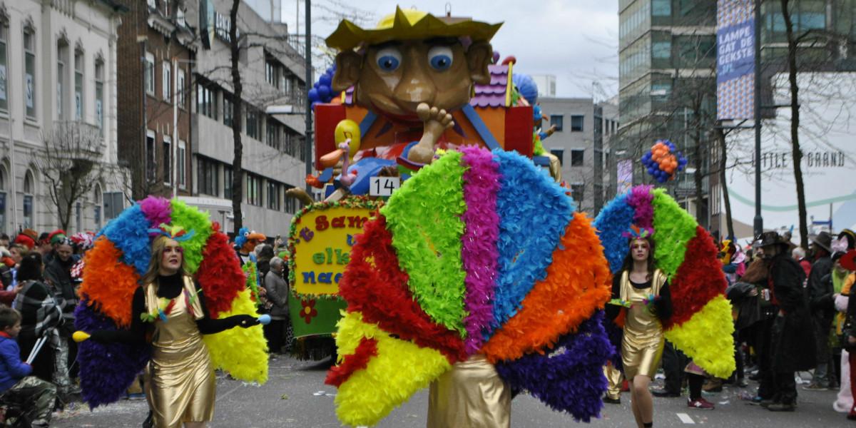 Parade Carnival Netherlands