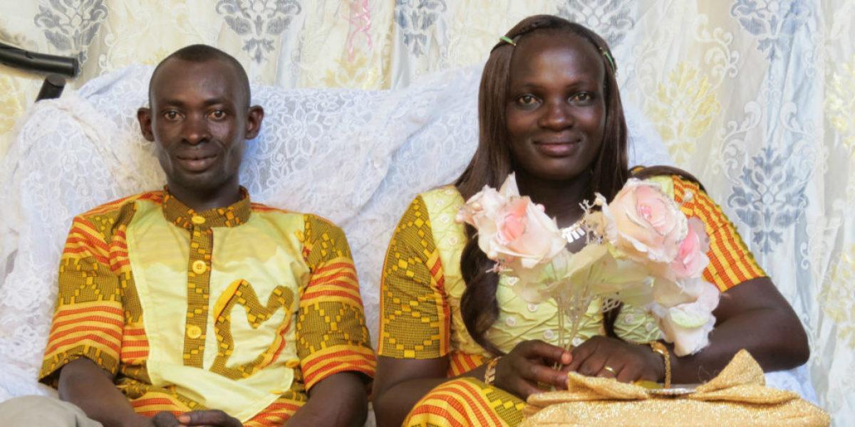 Ghana wedding