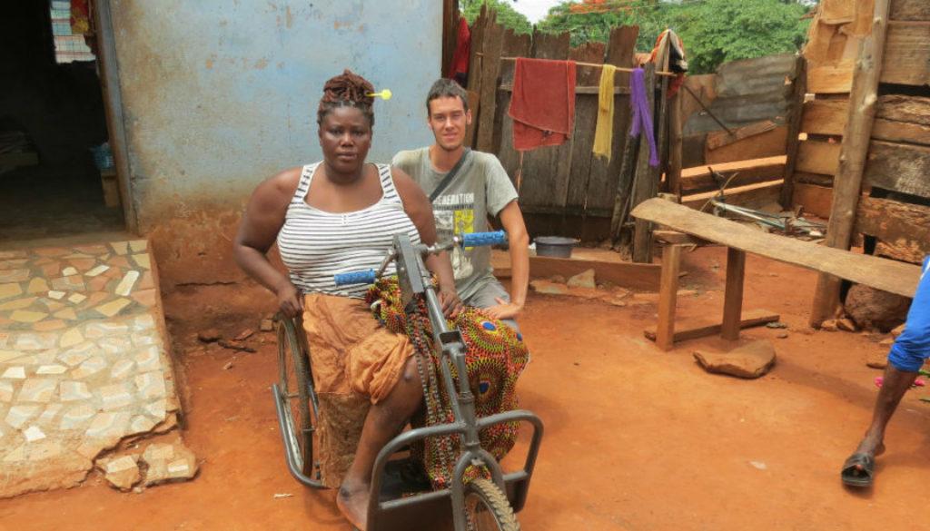 Tricycle Ghana