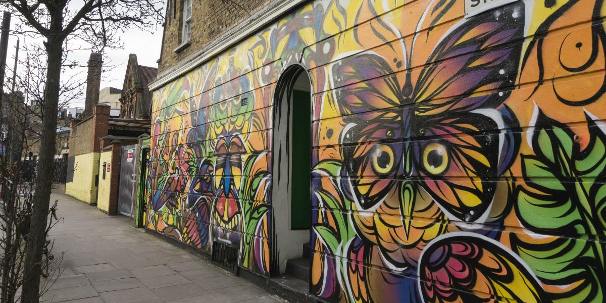 Graffiti Art London