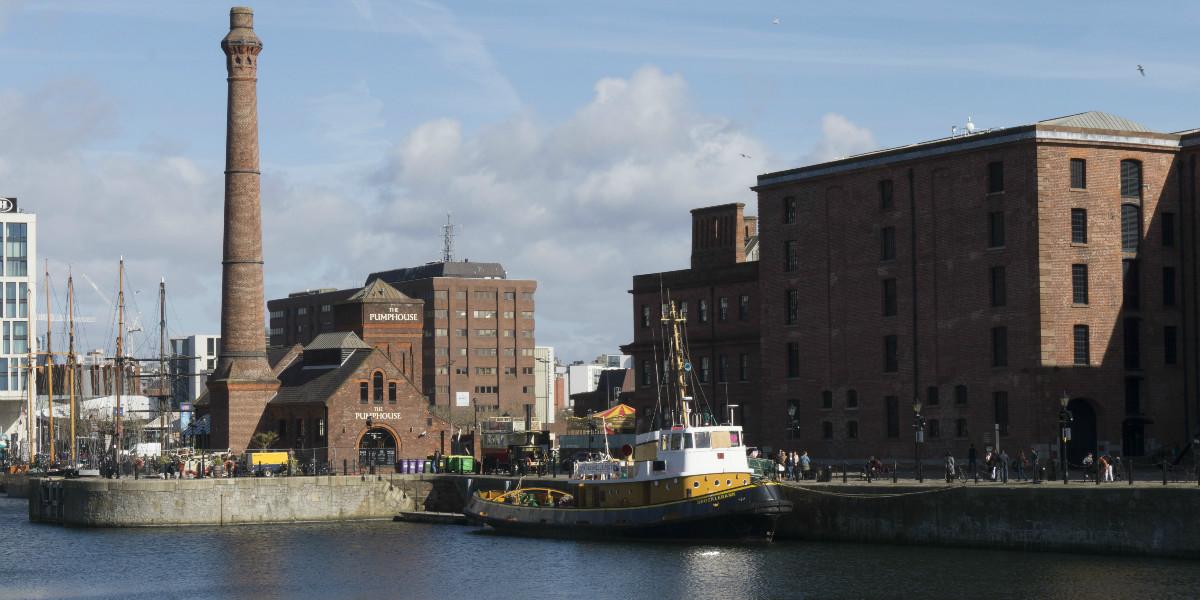 Alberts Dock