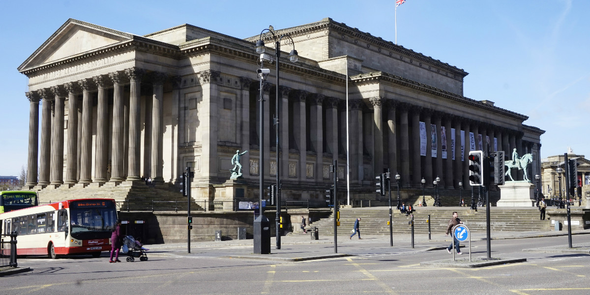 Liverpool museums