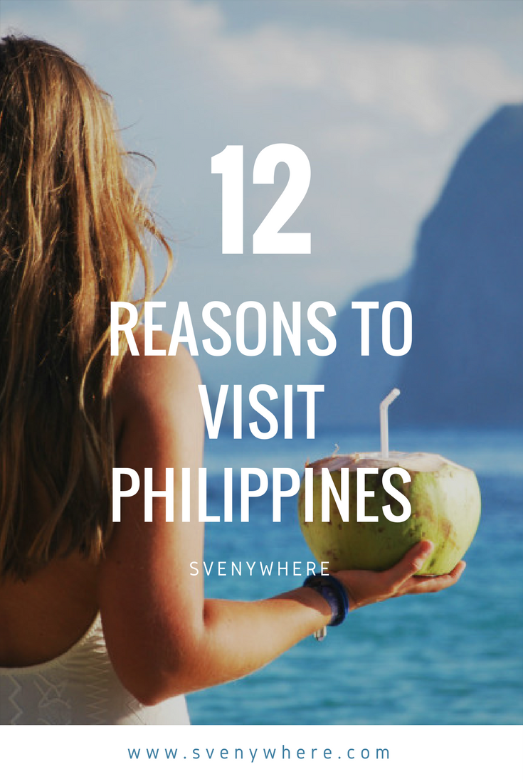 Why visit Philippines