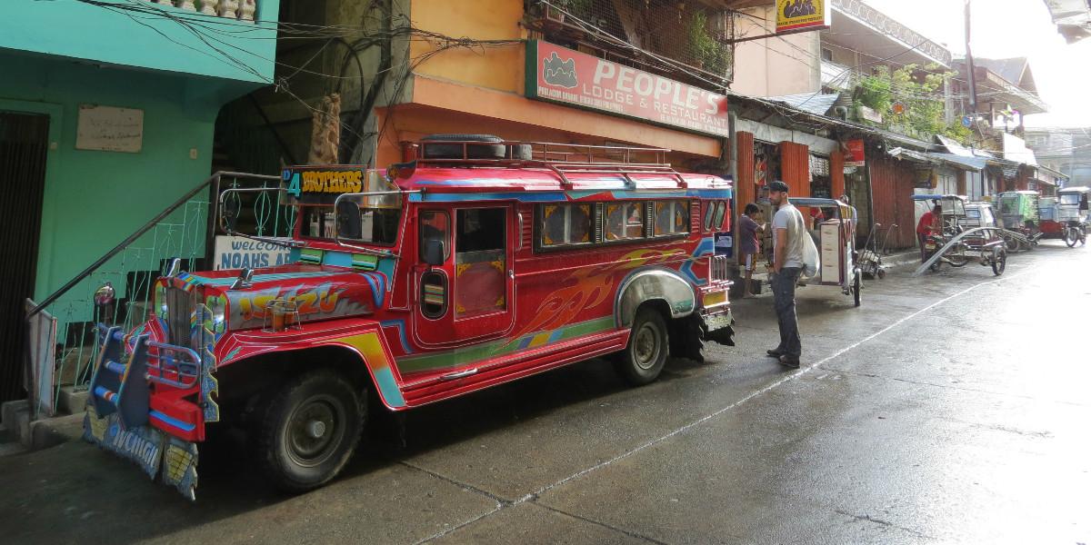 Filipijnen vervoer