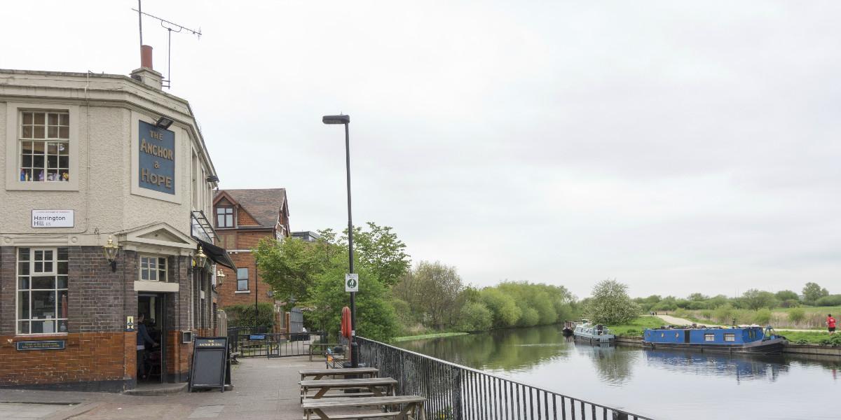 Regional Park London
