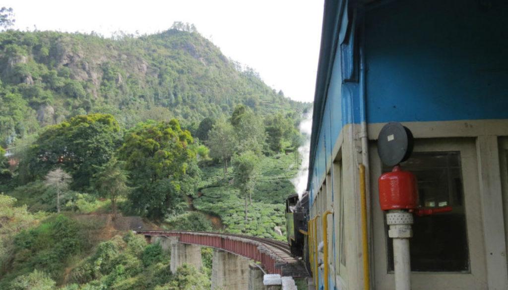Treinreis die je gedaan moet hebben in India