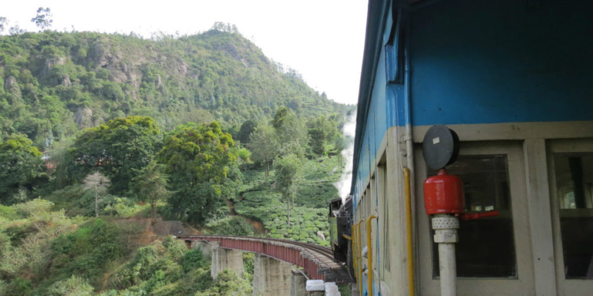 Must do train journey in India
