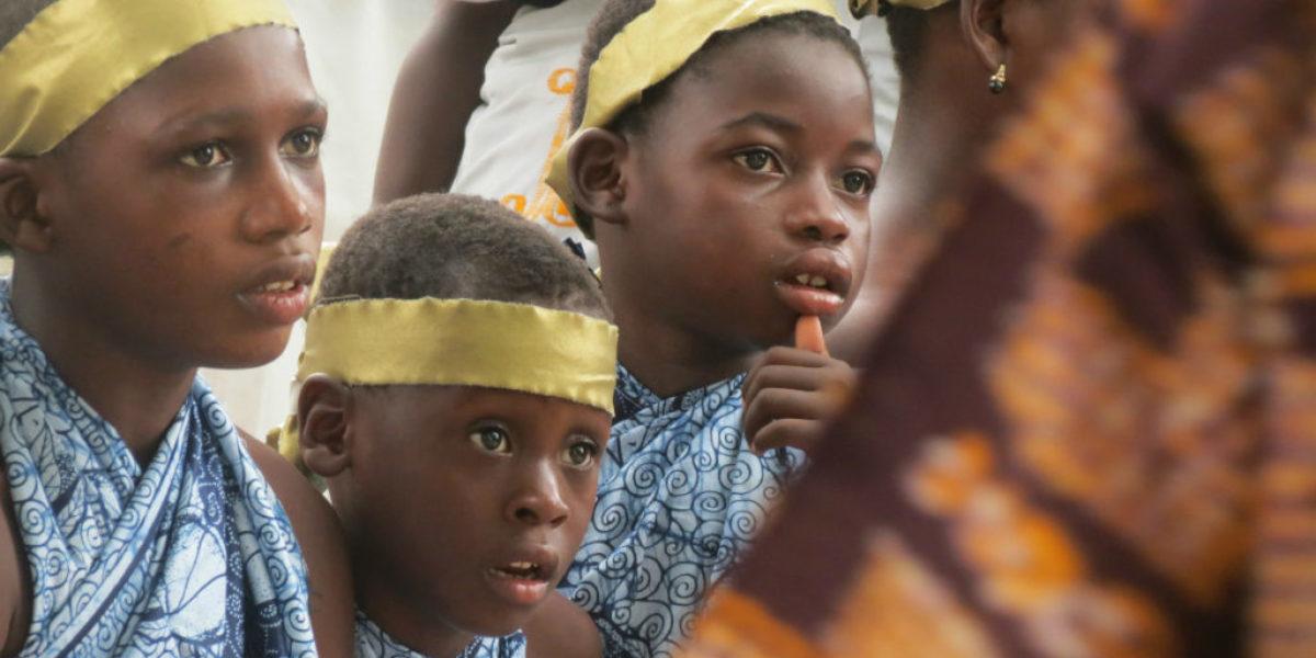 Ghana volunteerswork