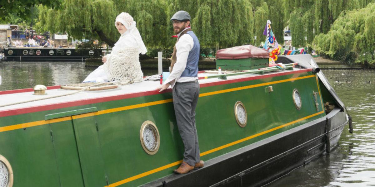 Wandelroute in Londen: Road to Little Venice