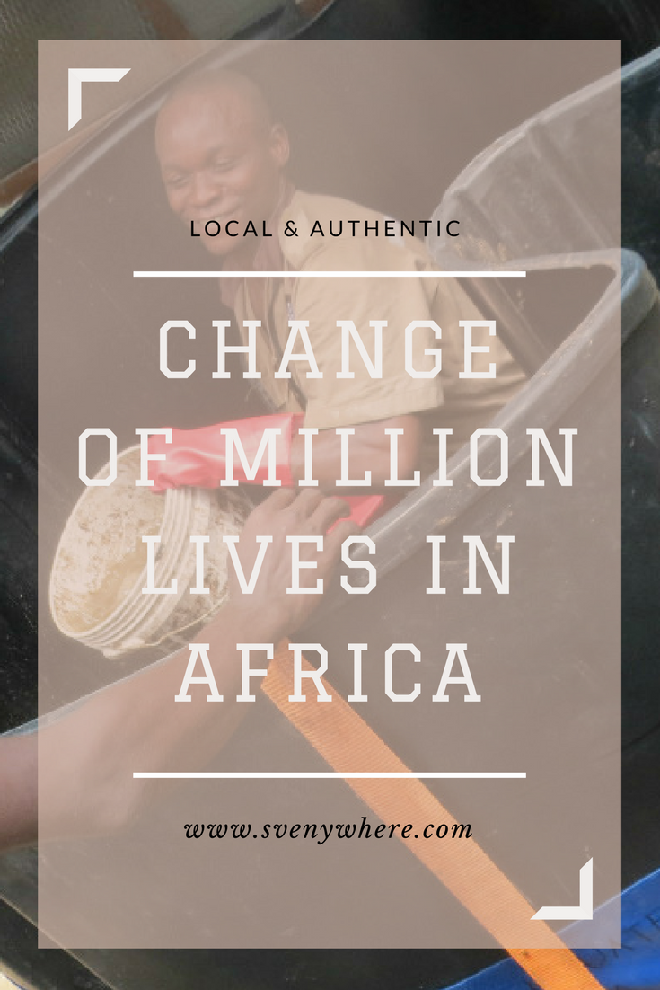 Africa, travel, blog, life changing