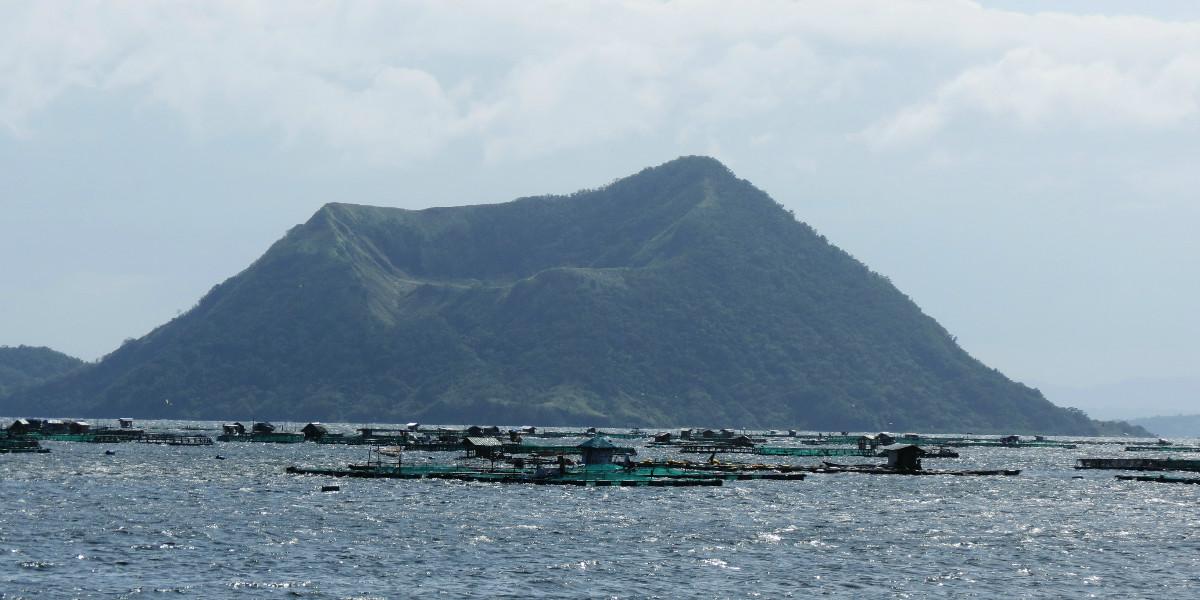 Vulkaan Filipijnen