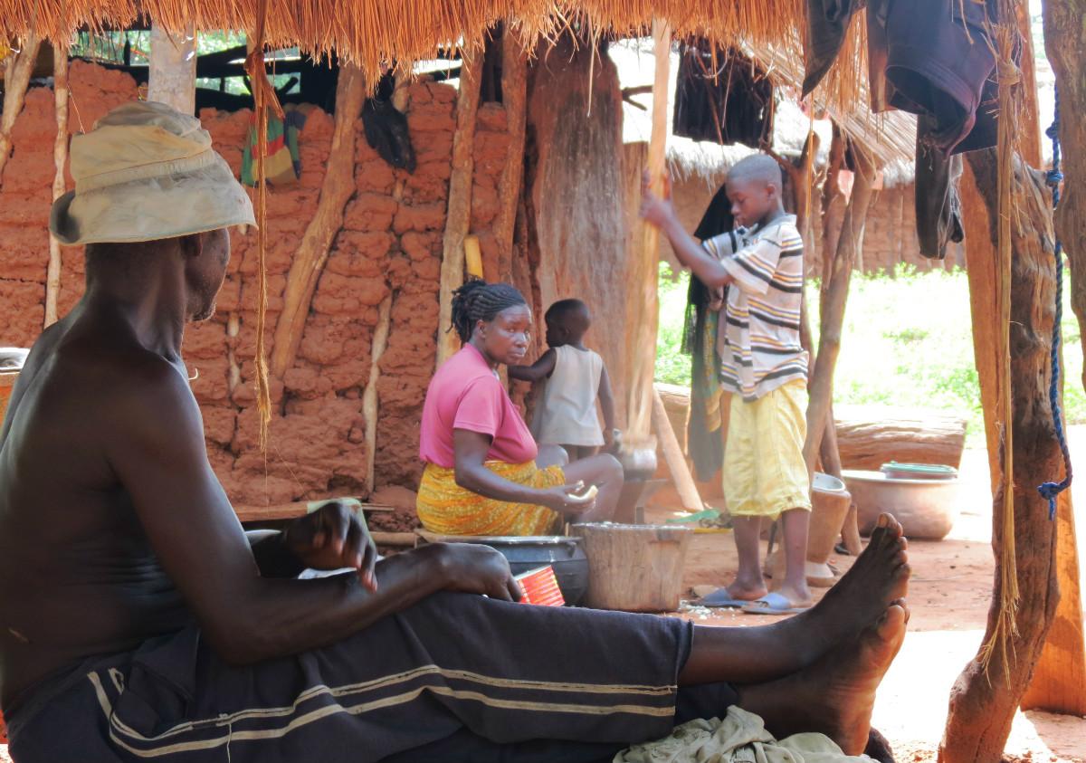 Ghana rural