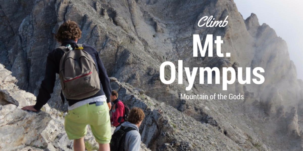 Mt. Olympus, bereik de Griekse goden en duik de zee in
