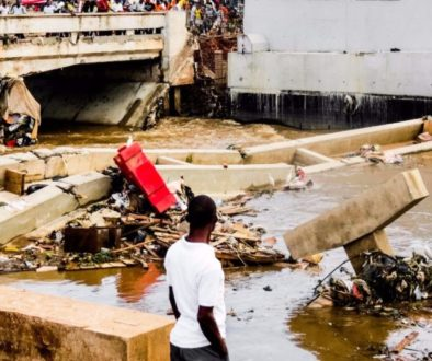 Floods in Accra
