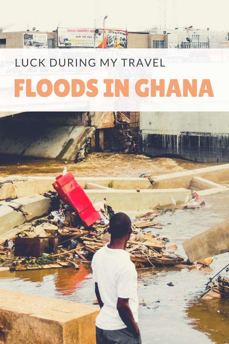 Floods in Accra