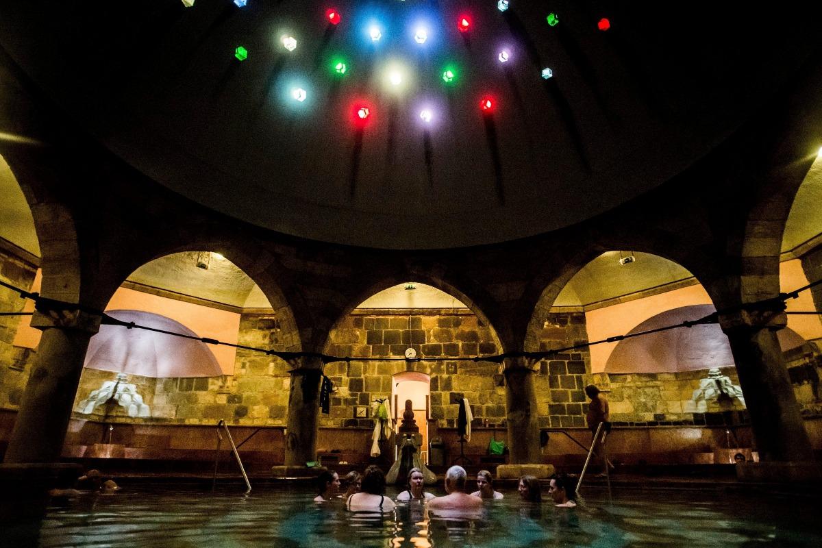 Budapest Rudas Thermal Bath