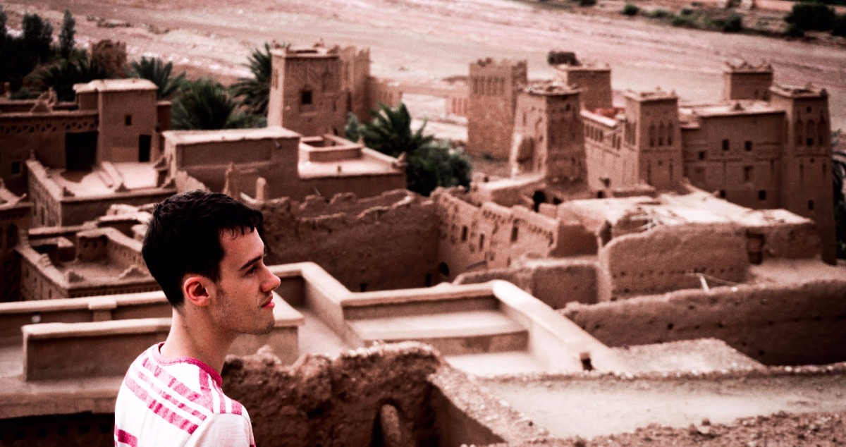 Gladiator Marokko