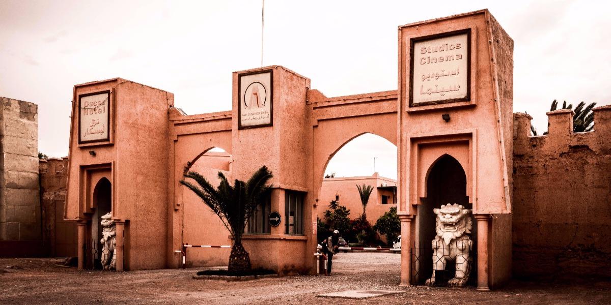 Filmstudio Marokko