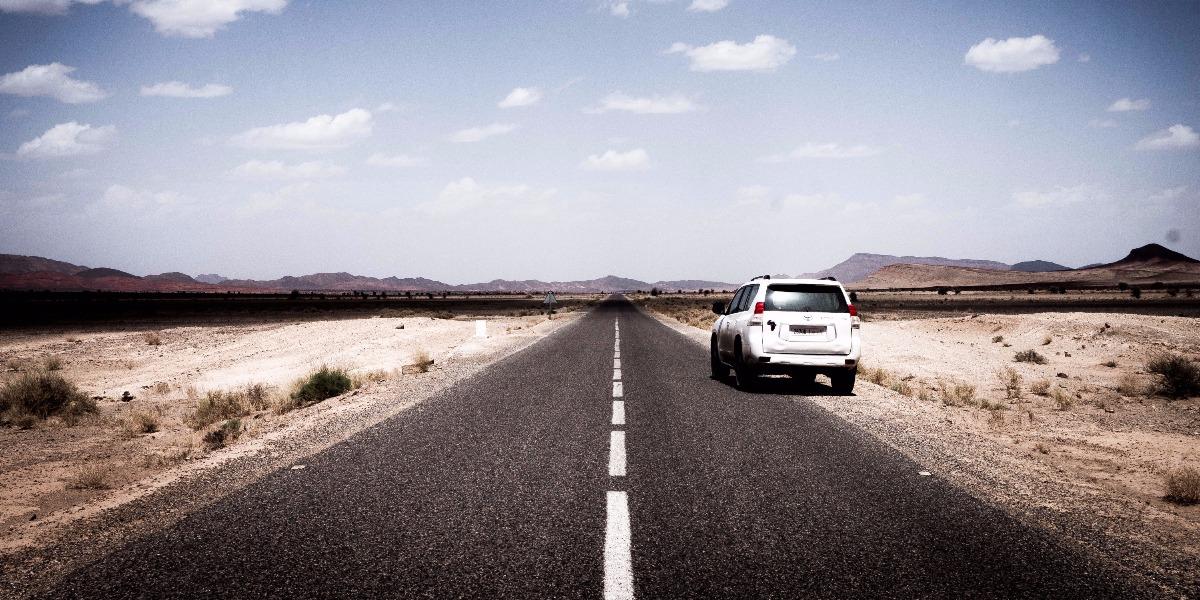 Morocco Black Desert