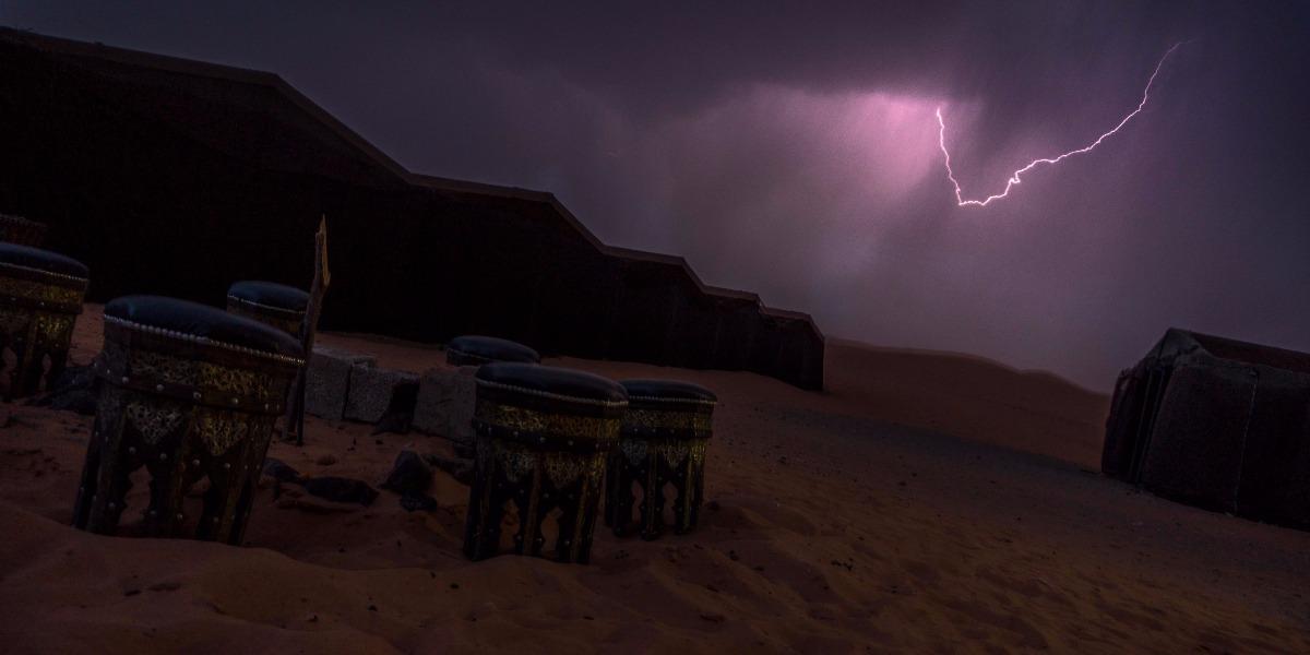 Sahara Thunder
