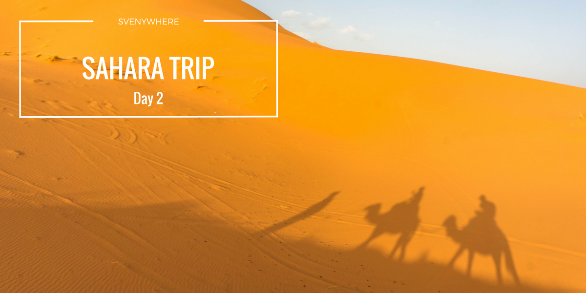 Sahara Trip Feature