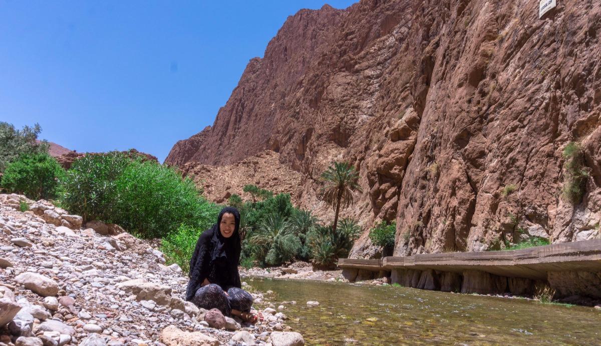 River Morocco