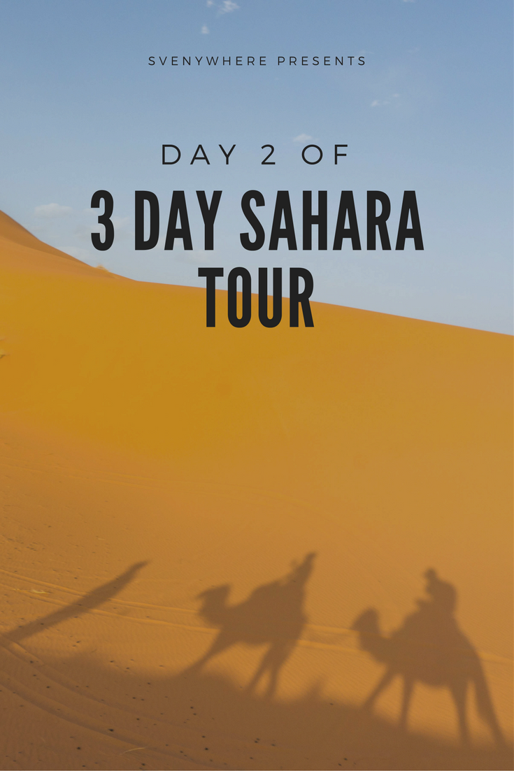 Pinterest Sahara