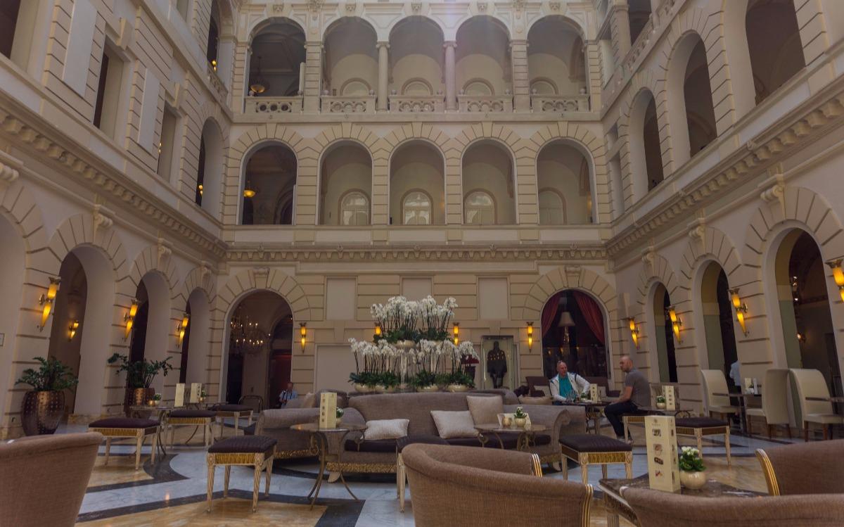 Hotel New York Budapest