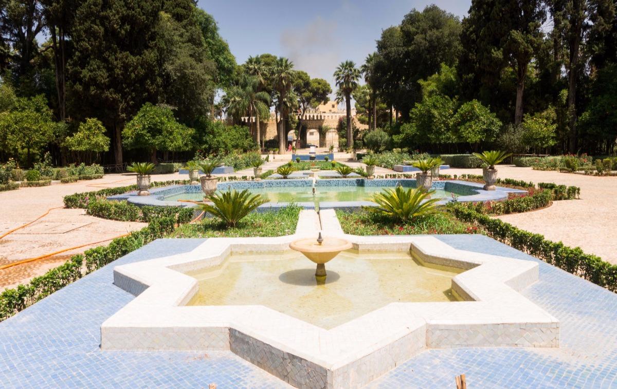 Park in Fez