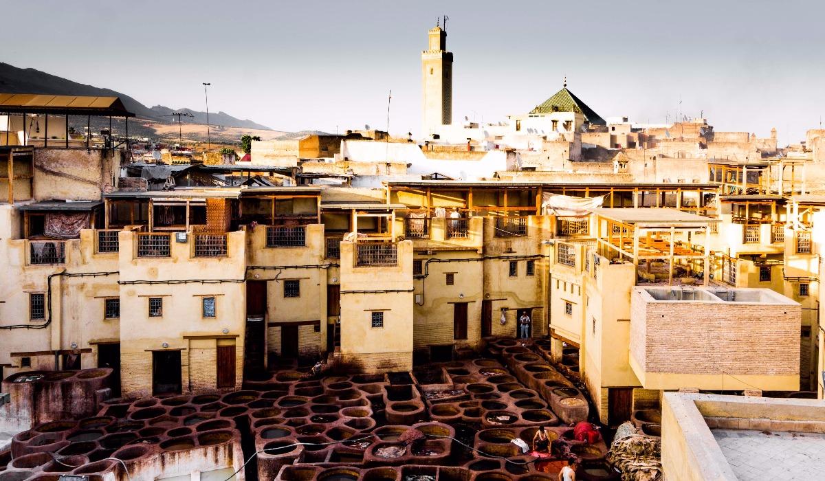 Looierij in Fez