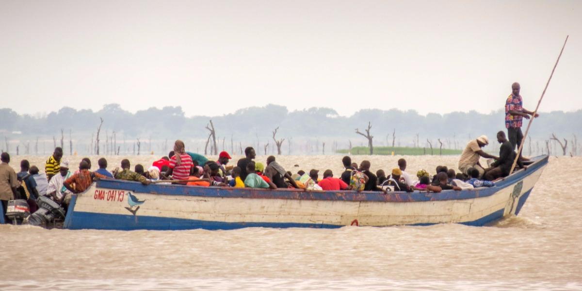 Ghana Lake