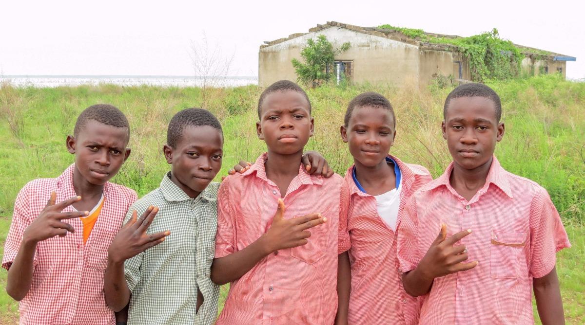 Children Ghana