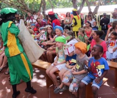 Playing Black Peat in Tanzania and London