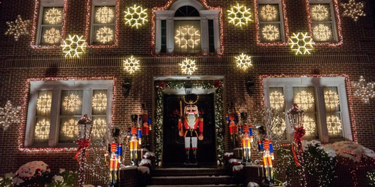 Christmas Decoration New York