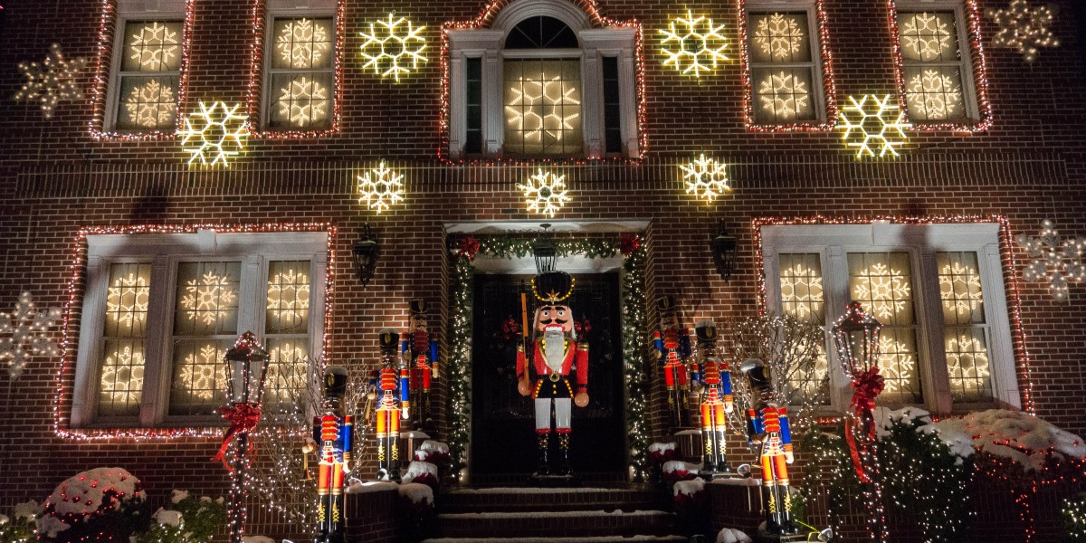 Dyker Heights Christmas