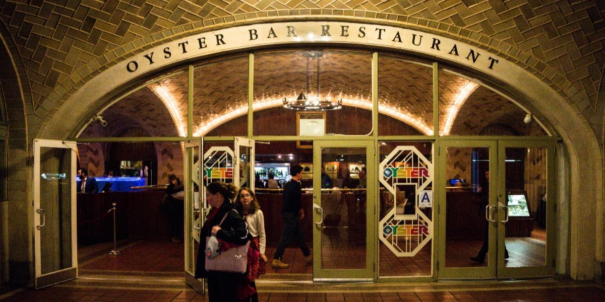 Grand Central Station New York Restaurant