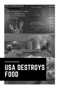 Pinterest Food in America